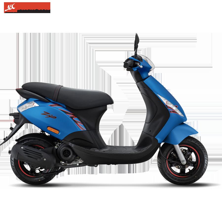 Piaggio Zip 100 E3 (Màu Xanh da trời)