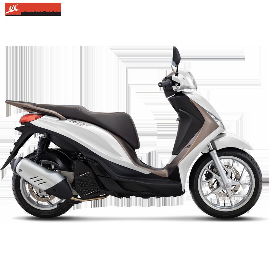 Piaggio Medley 125 IGet ABS 2020 (Màu Trắng)