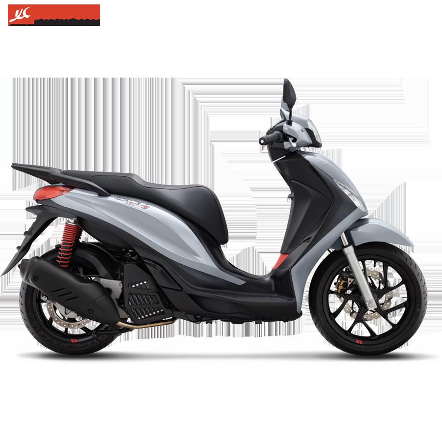 Piaggio Medley 125 IGet ABS – S 2020 (Màu Xám Bóng)